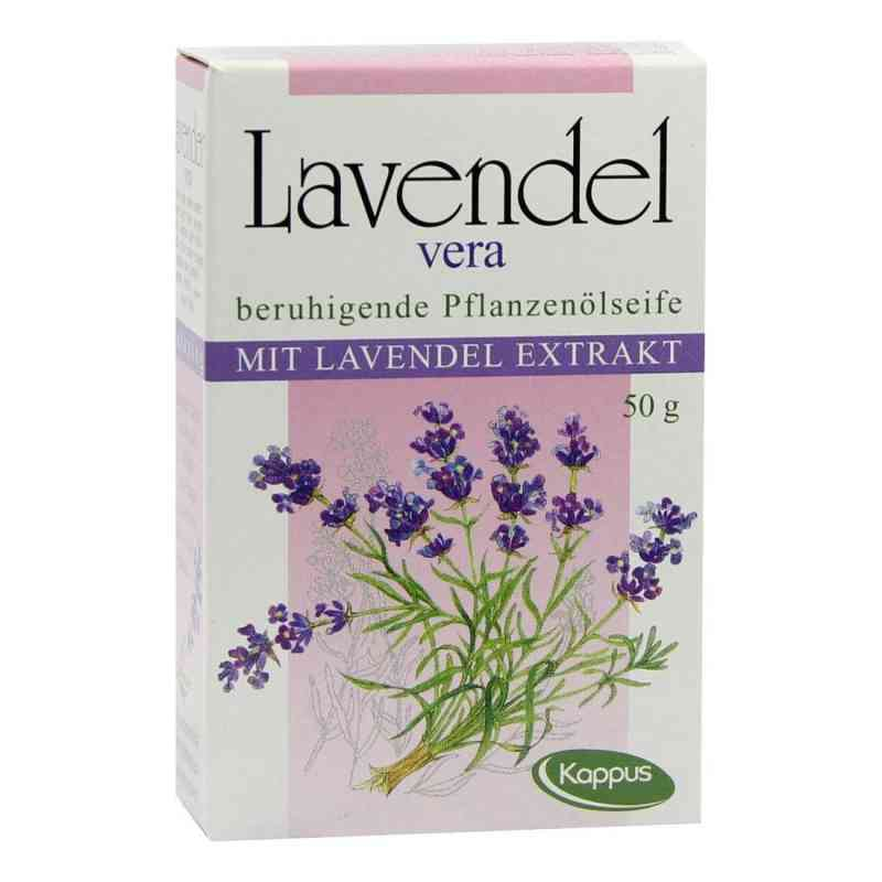Kappus Lavendel Vera Pflanzenölseife  bei juvalis.de bestellen