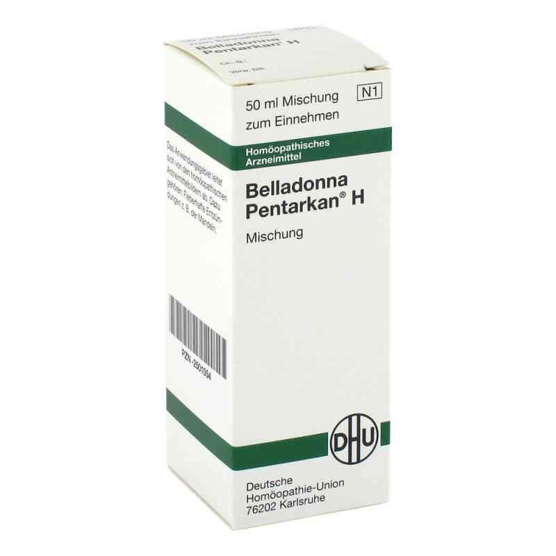 Belladonna Pentarkan H Liquidum  bei juvalis.de bestellen