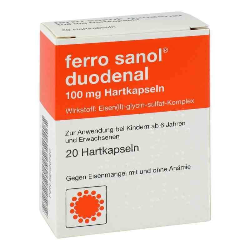 Ferro sanol duodenal 100mg  bei juvalis.de bestellen