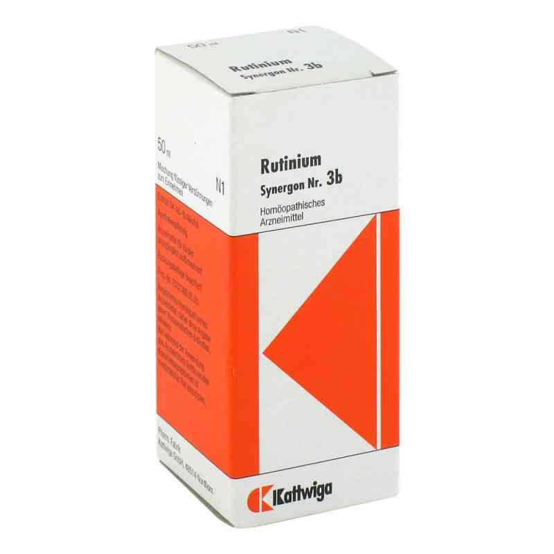 Synergon 3 b Rutinium Tropfen  bei juvalis.de bestellen