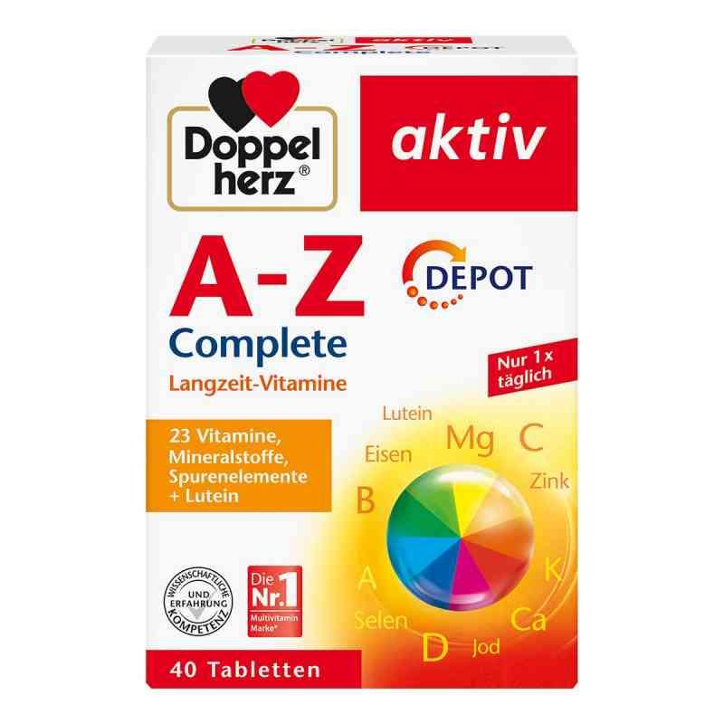 Doppelherz A-z Depot Tabletten  bei juvalis.de bestellen