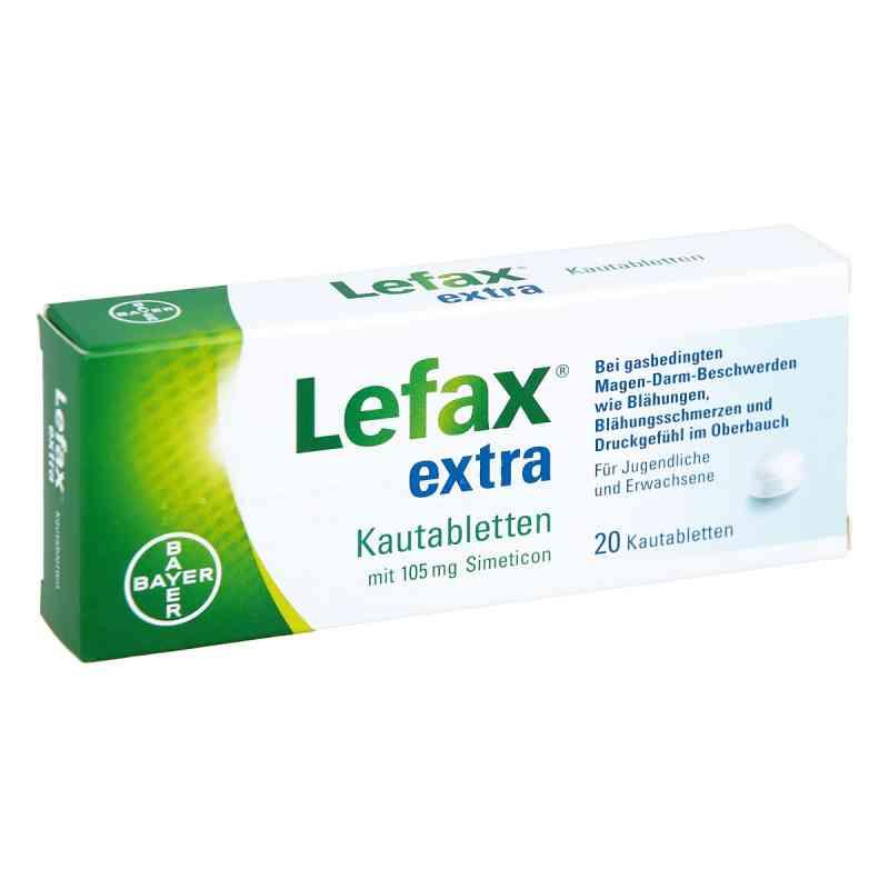 Lefax extra Kautabletten  bei juvalis.de bestellen