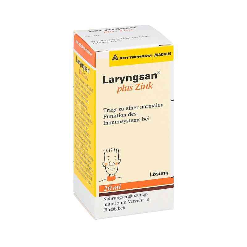 Laryngsan Plus Zink Lösung  bei juvalis.de bestellen
