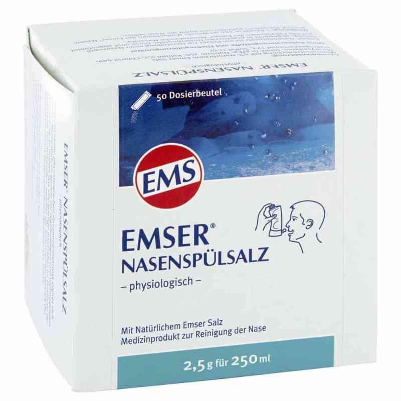 Emser Nasenspülsalz physiologisch Beutel  bei juvalis.de bestellen