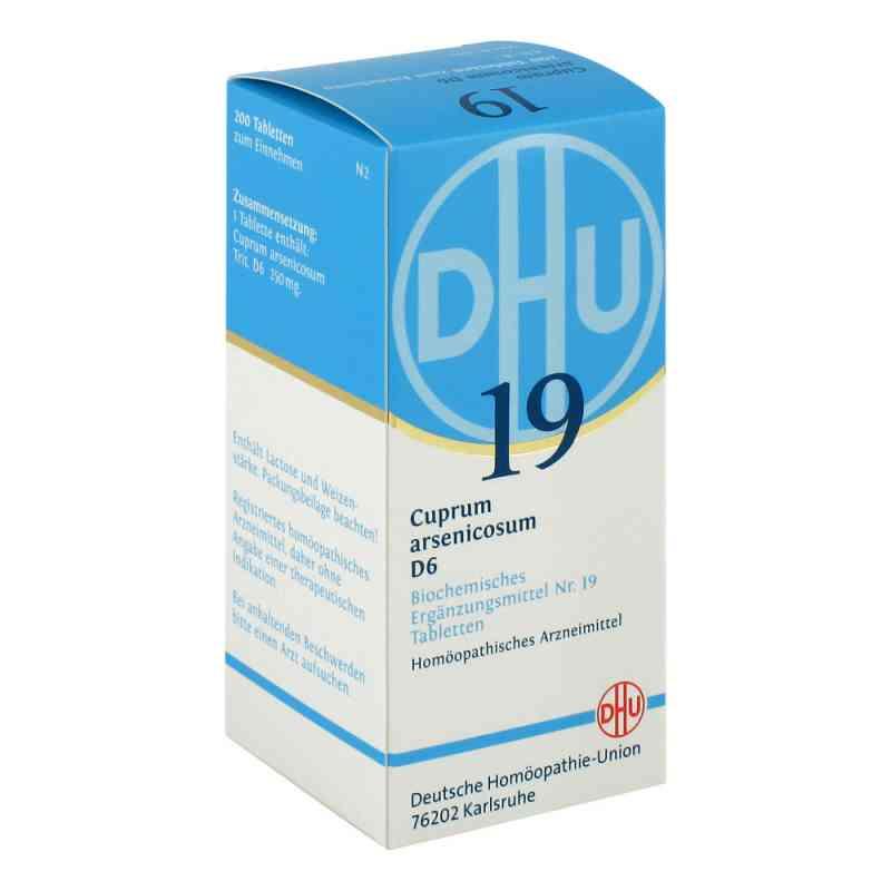 Biochemie Dhu 19 Cuprum arsenicosum D6 Tabletten  bei juvalis.de bestellen