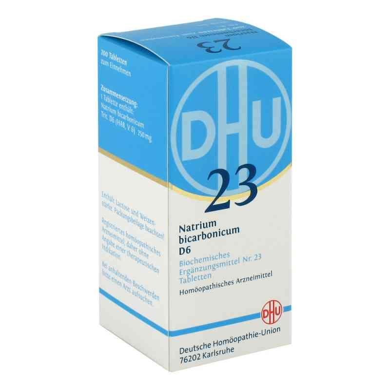Biochemie Dhu 23 Natrium bicarbonicum D6 Tabletten  bei juvalis.de bestellen