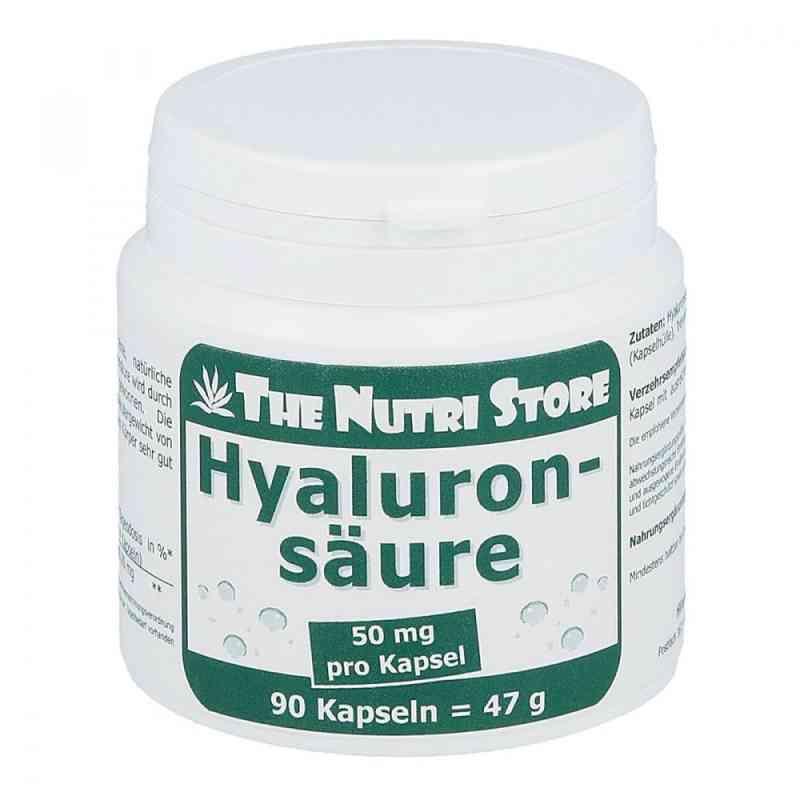 Hyaluronsäure 50 mg Kapseln  bei juvalis.de bestellen