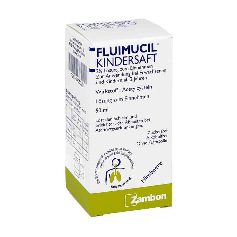 Fluimucil Kindersaft 2%  bei juvalis.de bestellen