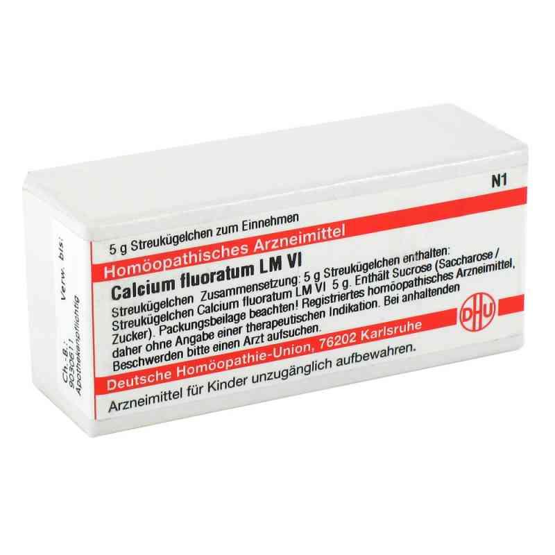 Lm Calcium Fluoratum Vi Globuli  bei juvalis.de bestellen