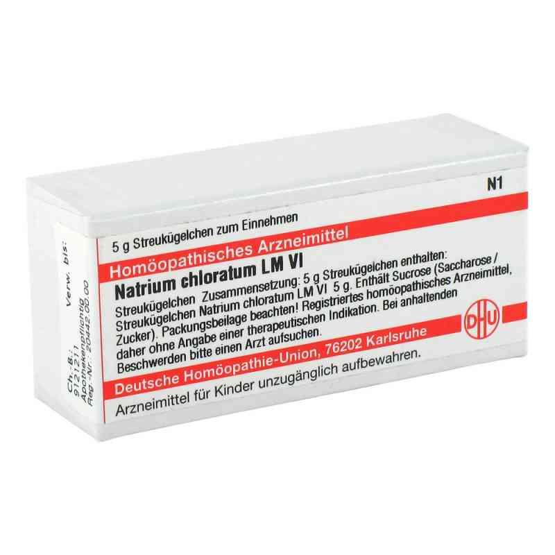 Lm Natrium Chloratum Vi Globuli  bei juvalis.de bestellen