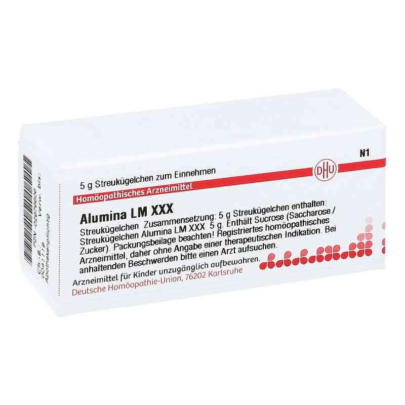 Lm Alumina Xxx Globuli  bei juvalis.de bestellen