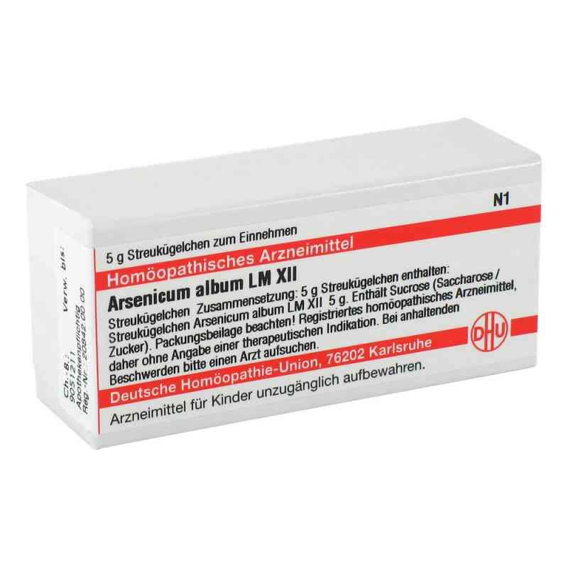Lm Arsenicum Album Xii Globuli  bei juvalis.de bestellen