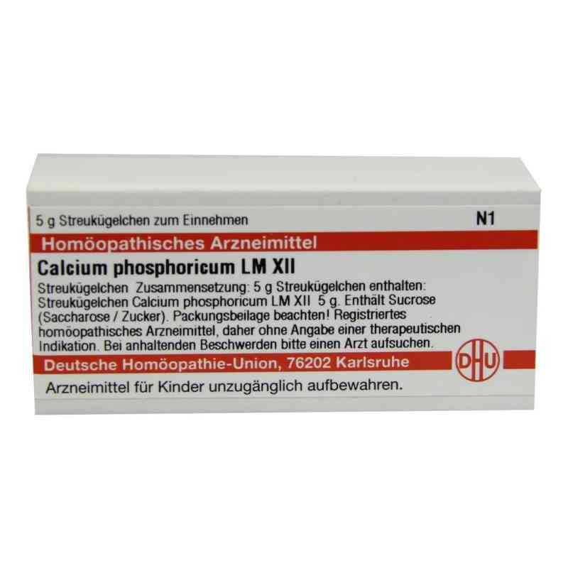 Lm Calcium Phosphoricum Xii Globuli  bei juvalis.de bestellen