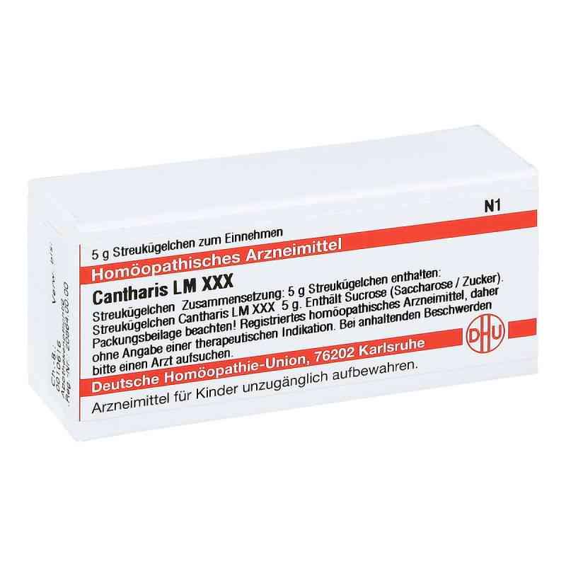 Lm Cantharis Xxx Globuli  bei juvalis.de bestellen