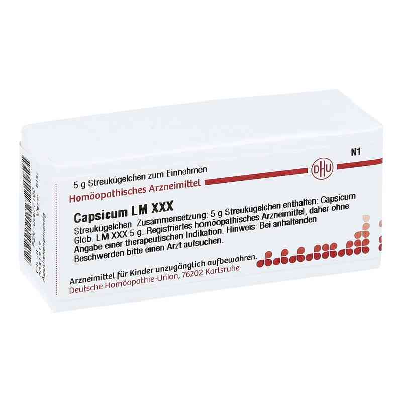 Lm Capsicum Xxx Globuli  bei juvalis.de bestellen