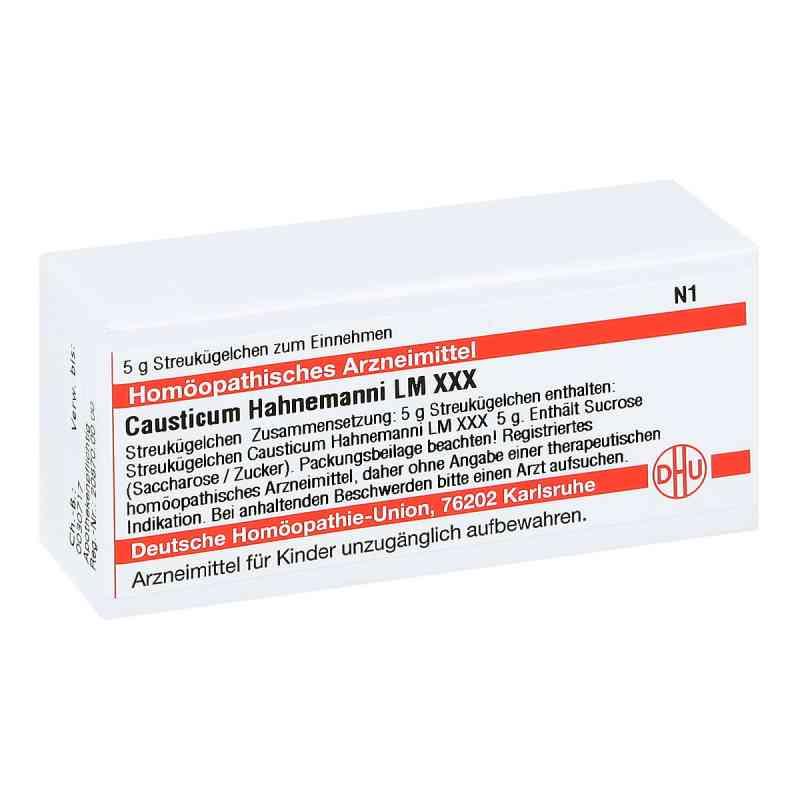 Lm Causticum Xxx Dhu Hahnemann   bei juvalis.de bestellen