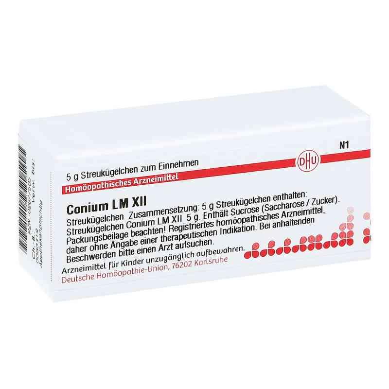 Lm Conium Xii Globuli  bei juvalis.de bestellen