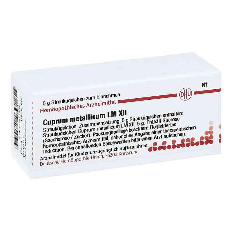 Lm Cuprum Metallicum Xii Globuli  bei juvalis.de bestellen
