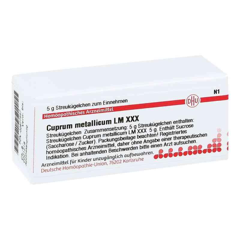 Lm Cuprum Metallicum Xxx Globuli  bei juvalis.de bestellen