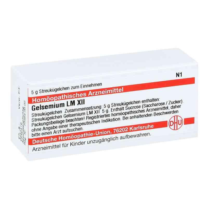 Lm Gelsemium Xii Globuli  bei juvalis.de bestellen
