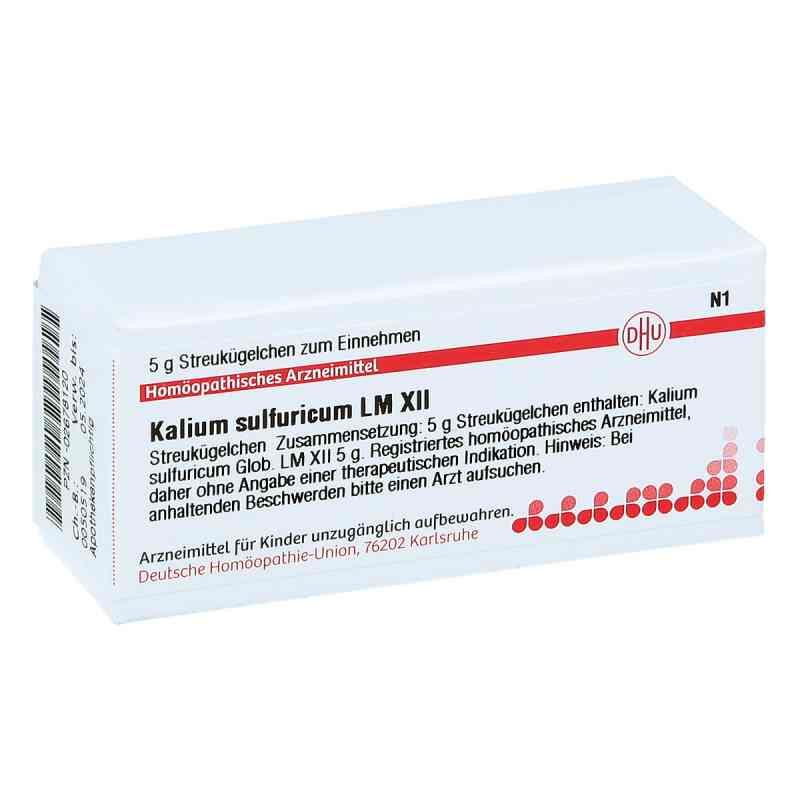 Lm Kalium Sulfuricum Xii Globuli  bei juvalis.de bestellen