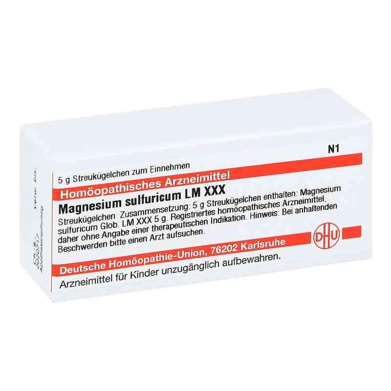 Lm Magnesium Sulfuricum Xxx Globuli  bei juvalis.de bestellen