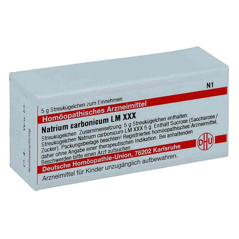 Lm Natrium Carbonicum Xxx Globuli  bei juvalis.de bestellen