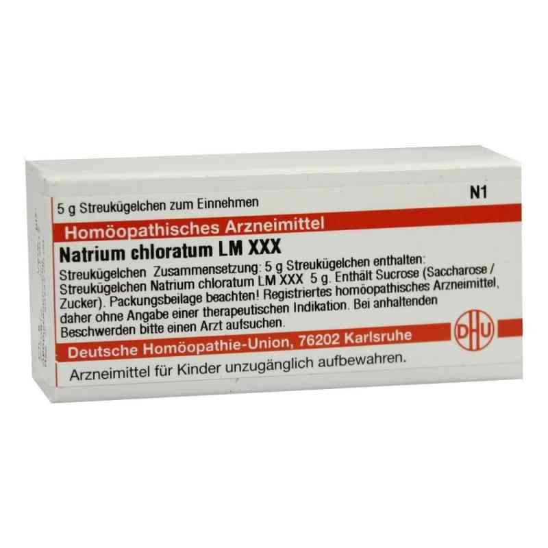 Lm Natrium Chloratum Xxx Globuli  bei juvalis.de bestellen