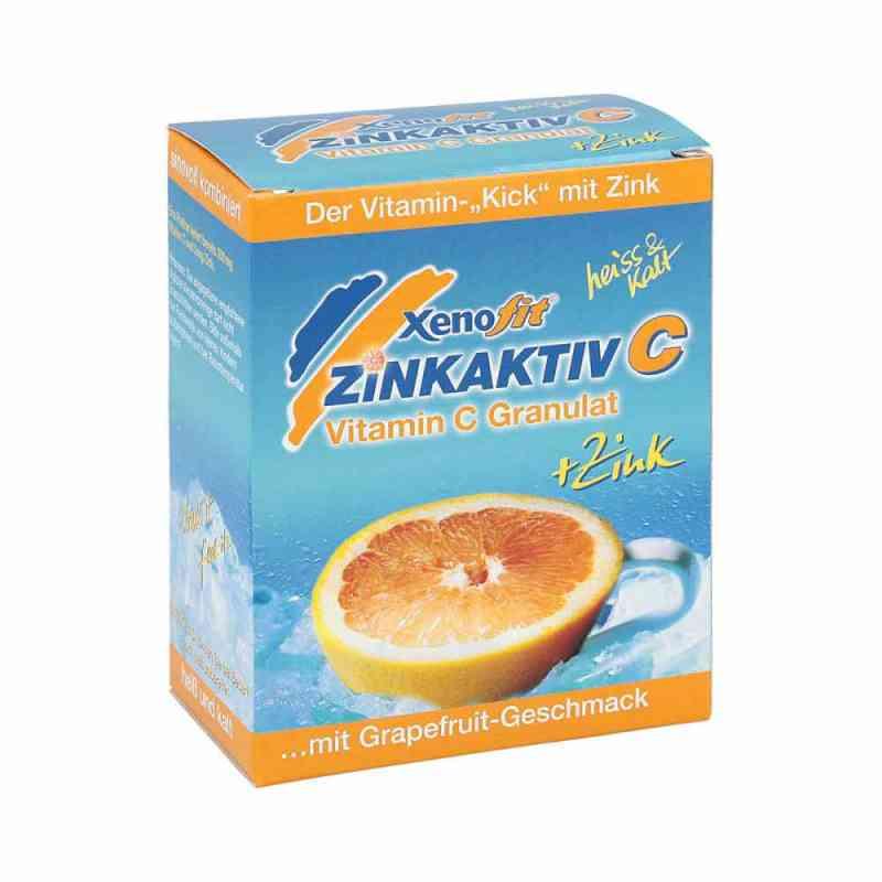 Xenofit Zinkaktiv C Granulat  bei juvalis.de bestellen