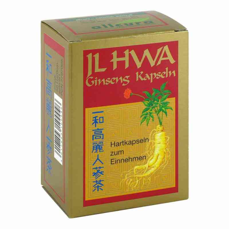 Ginseng IL HWA Hartkapseln  bei juvalis.de bestellen