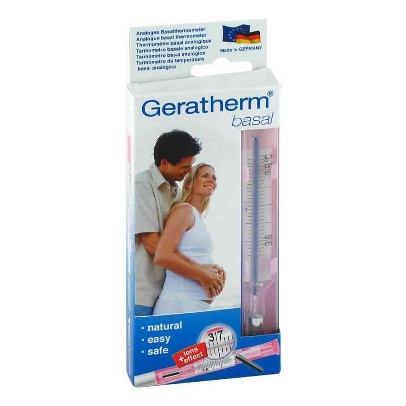 Geratherm basal analoges Zyklusthermometer  bei juvalis.de bestellen