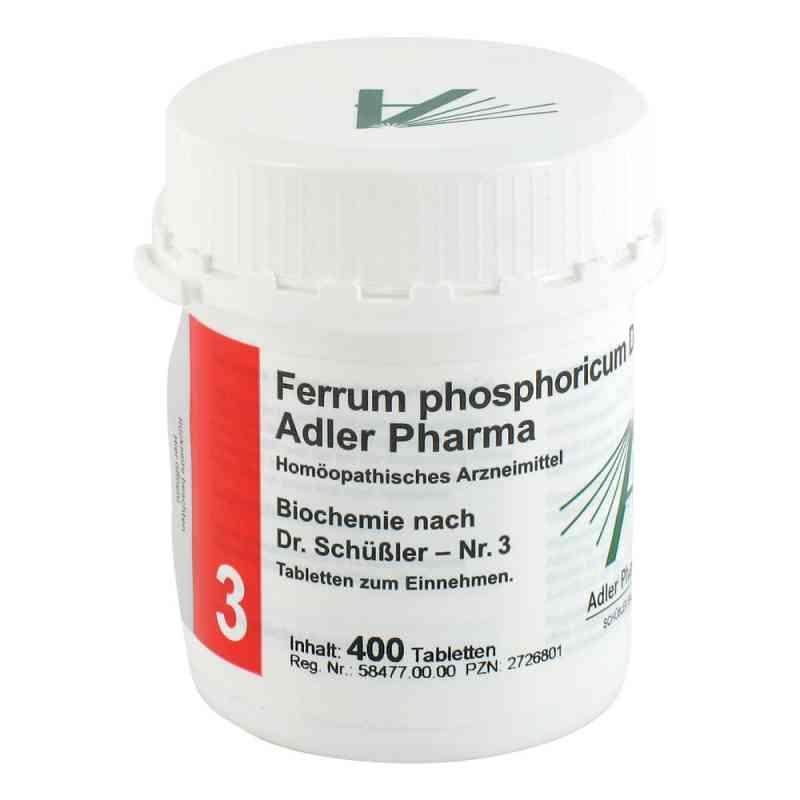 Biochemie Adler 3 Ferrum phosphoricum D12 Adl.p. Tabletten  bei juvalis.de bestellen