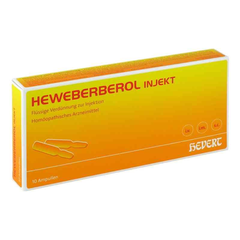 Heweberberol injekt Ampullen  bei juvalis.de bestellen