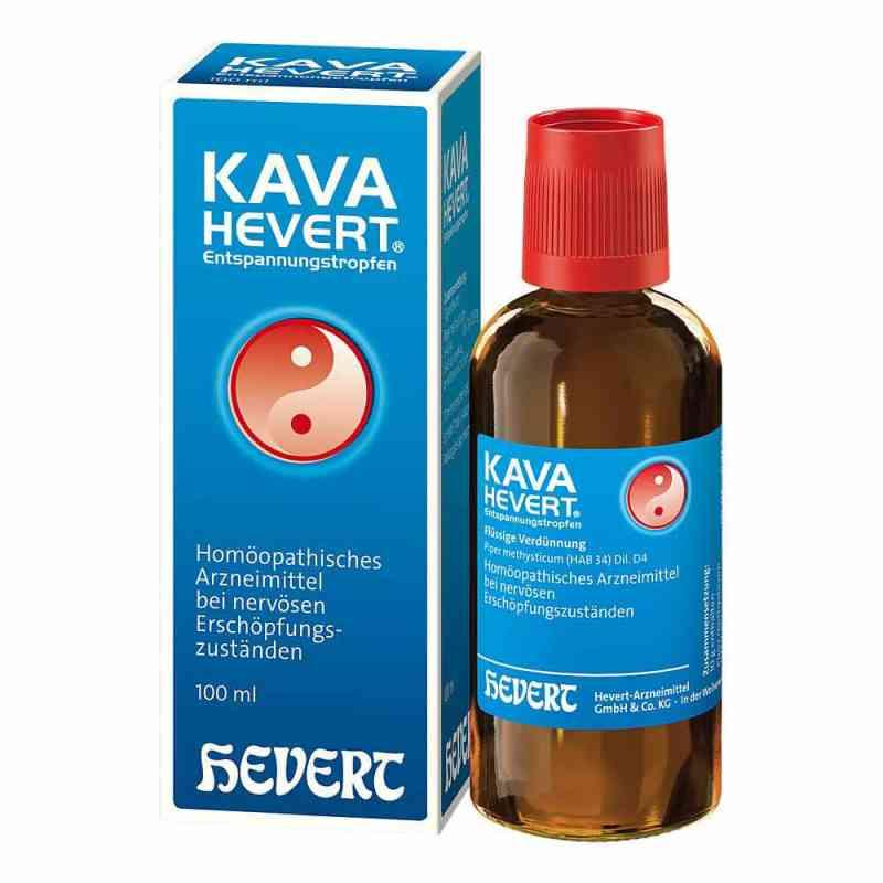 Kava Hevert Entspannungstropfen  bei juvalis.de bestellen