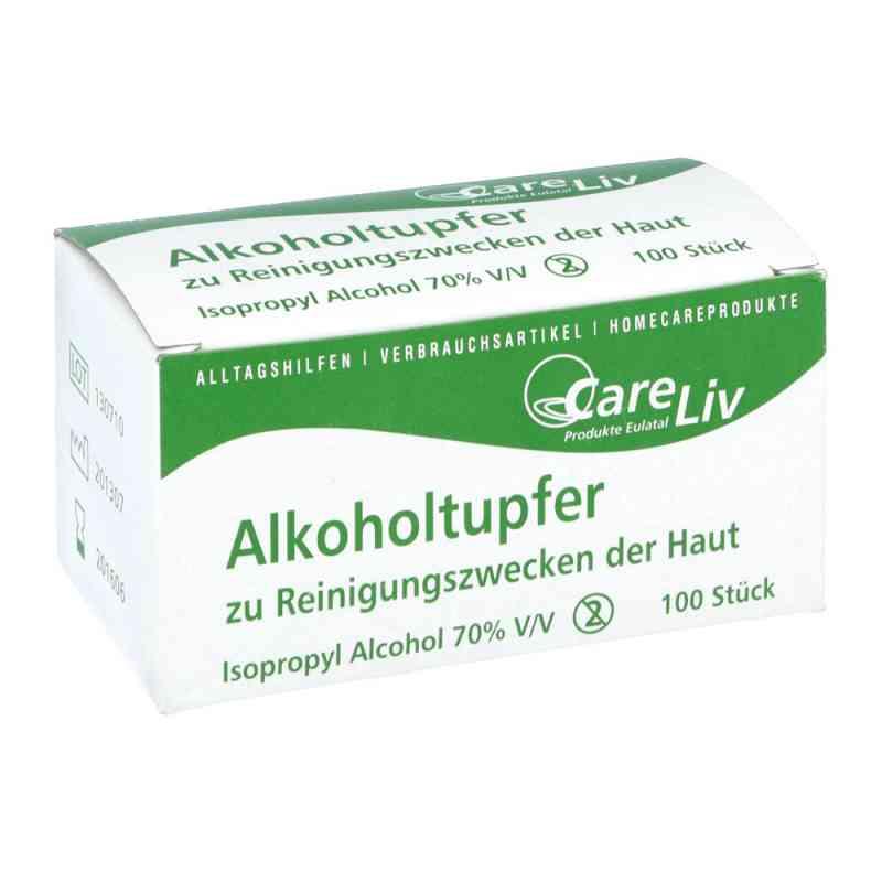 Alkoholtupfer 3x6cm steril  bei juvalis.de bestellen