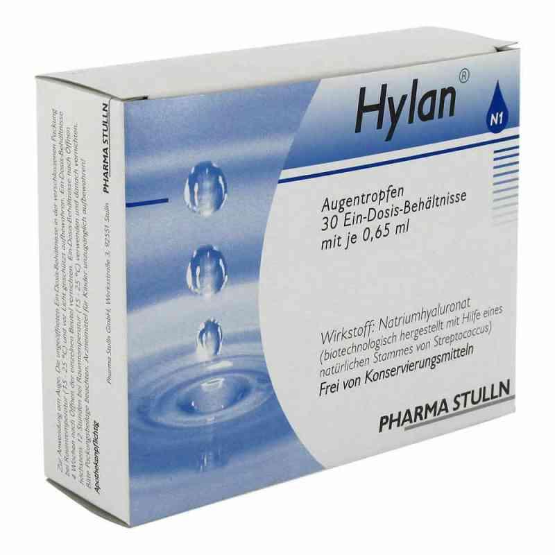 Hylan 0,65 ml Augentropfen  bei juvalis.de bestellen