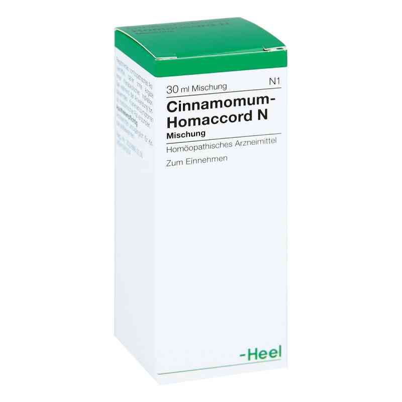 Cinnamomum Homaccord N Tropfen  bei juvalis.de bestellen
