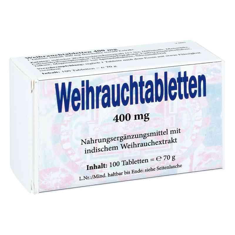 Weihrauch 400 mg Tabletten  bei juvalis.de bestellen