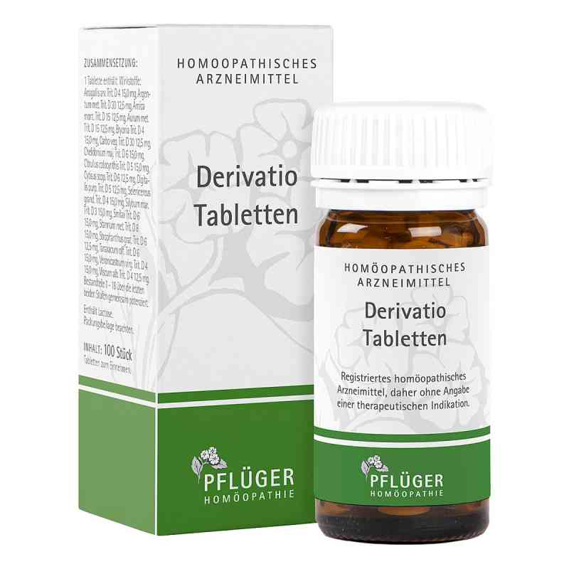 Derivatio Tabletten  bei juvalis.de bestellen