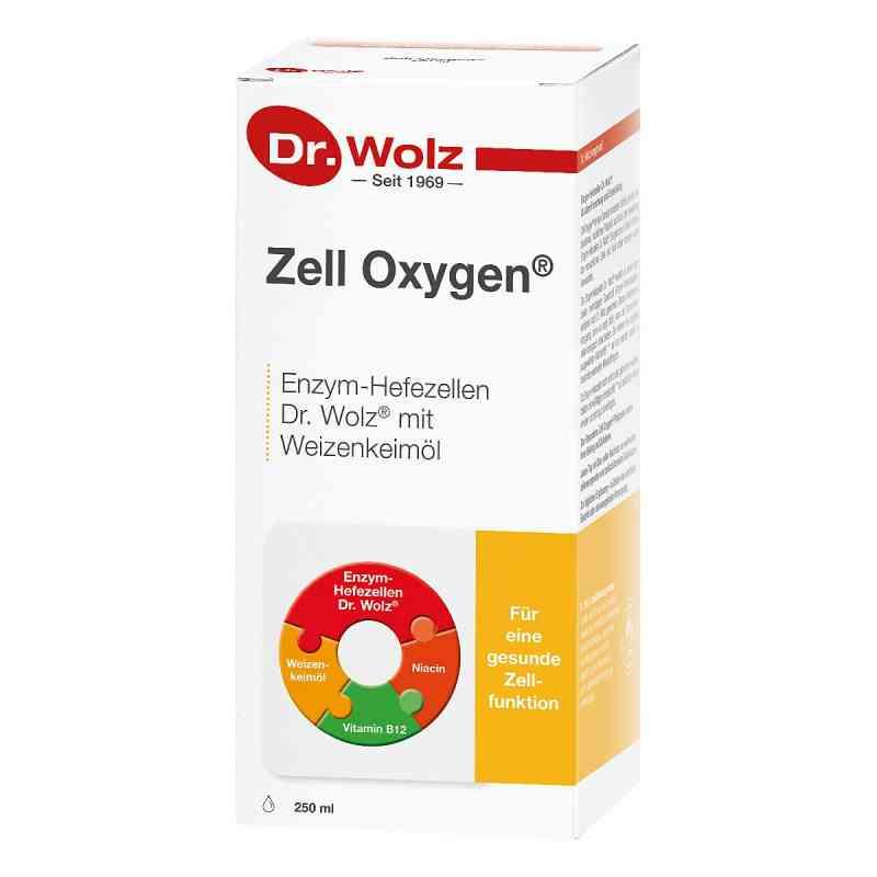 Zell Oxygen flüssig  bei juvalis.de bestellen