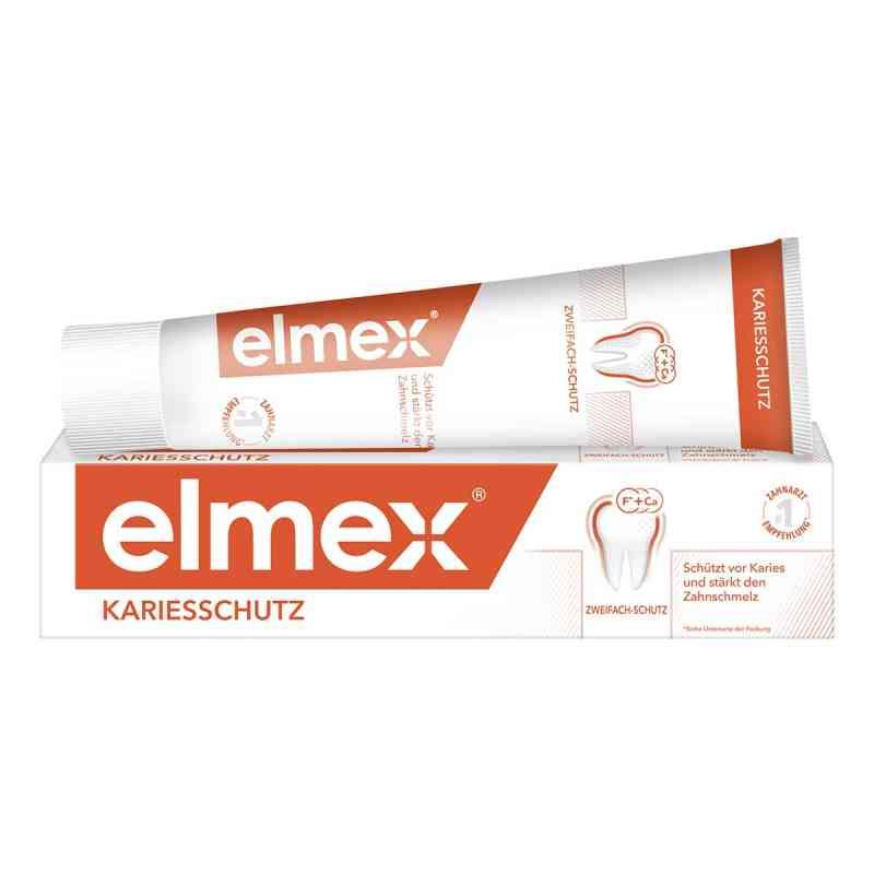 Elmex Zahnpasta mit Faltschachtel  bei juvalis.de bestellen