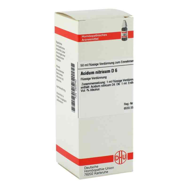 Acidum Nitricum D6 Dilution  bei juvalis.de bestellen