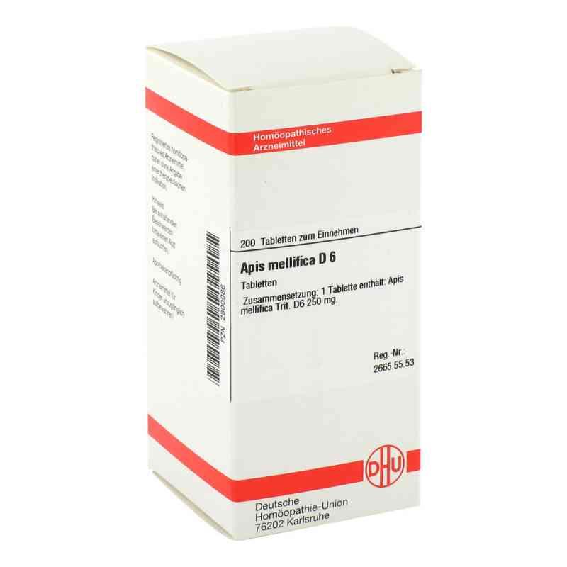Apis Mellifica D6 Tabletten  bei juvalis.de bestellen