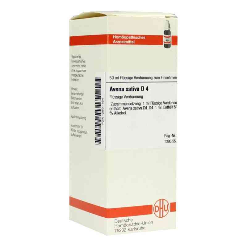 Avena Sativa D4 Dilution  bei juvalis.de bestellen