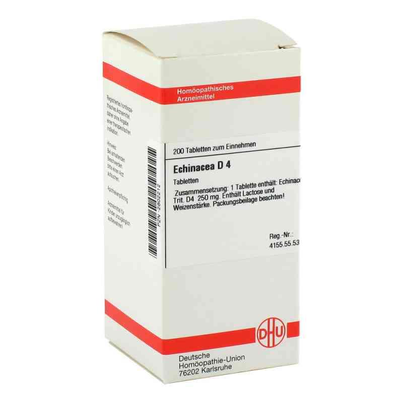 Echinacea Hab D4 Tabletten  bei juvalis.de bestellen