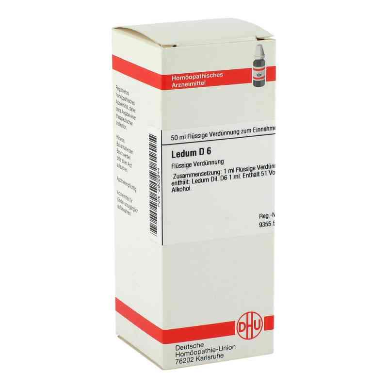 Ledum D6 Dilution  bei juvalis.de bestellen