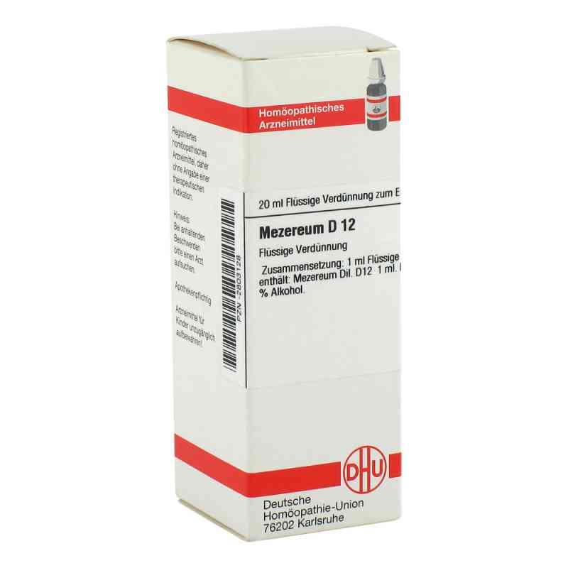 Mezereum D12 Dilution  bei juvalis.de bestellen