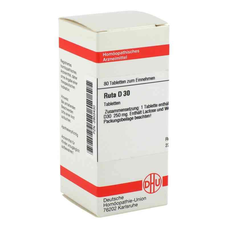 Ruta D30 Tabletten  bei juvalis.de bestellen