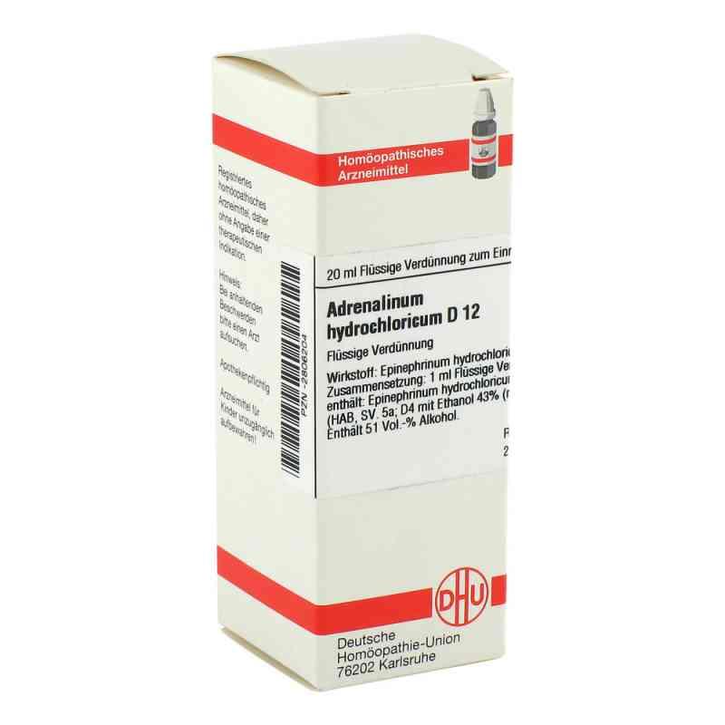 Adrenalin Hydrochl. D12 Dilution  bei juvalis.de bestellen