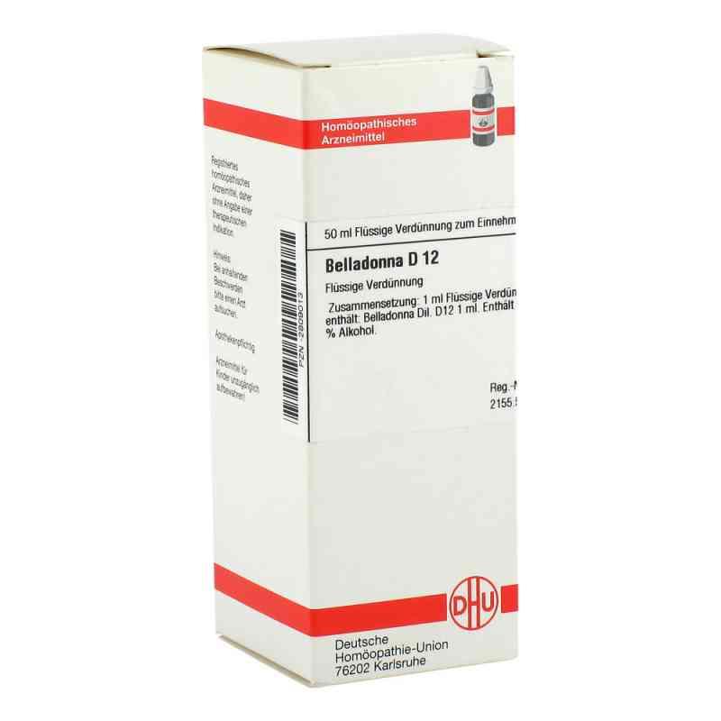 Belladonna D12 Dilution  bei juvalis.de bestellen